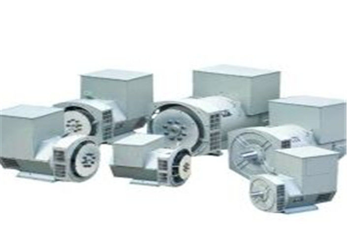 Brushless Double Bearing 3 Phase Alternator 91kw / 114kva 1500rpm/ 1800rpm