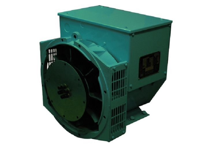 Green Stamford Type Brushless Synchronous Generator 15kw / 18kw